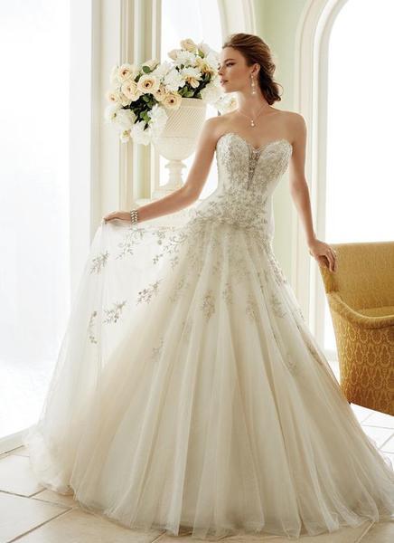 a894358945 Ismerd meg 2017 legnagyobb menyasszonyi ruha trendjeit!