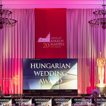 Hungarian Wedding Awards (Fotó: Kondella Misi Photography)