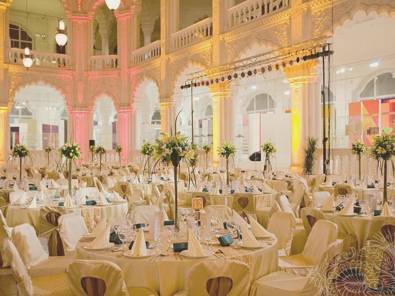 National academy museum wedding